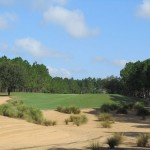 Highlands Reserve Golf Hole From Bunker