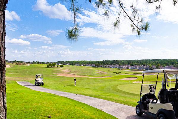 Highlands Reserve Golf 3