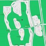 Highlands Reserve Davenport Site Map