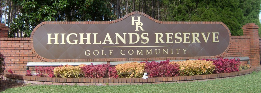 Highlands Reserve Golf Community