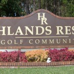 Highlands Reserve Golf Community Orlando