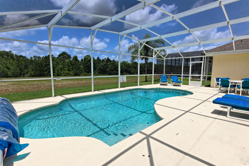 Highlands Reserve Orlando 5 Bed Home With Private Pool Sleeps 12