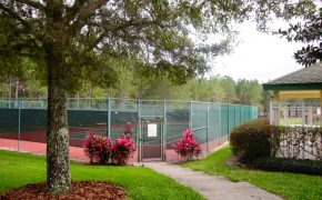 Highlands Reserve Tennis Court